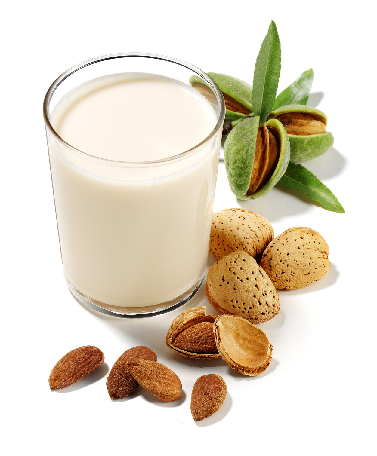 latte di mandorla vs latte vaccino per perdita di peso